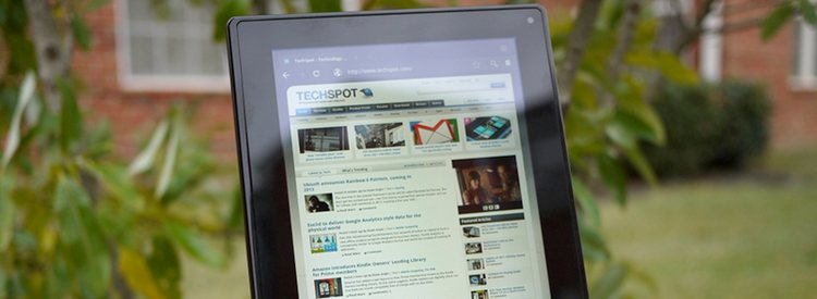 Lenovo ThinkPad Tablet Review