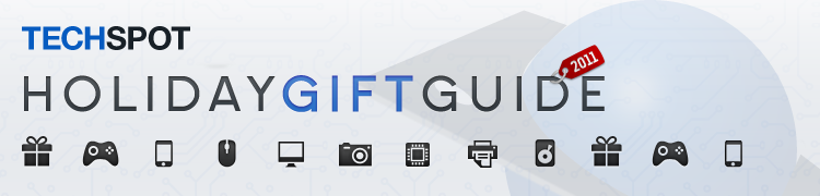 TechSpot Holiday Gift Guide 2011