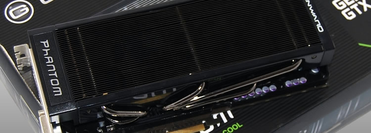 Gainward GeForce GTX 680 Phantom Review