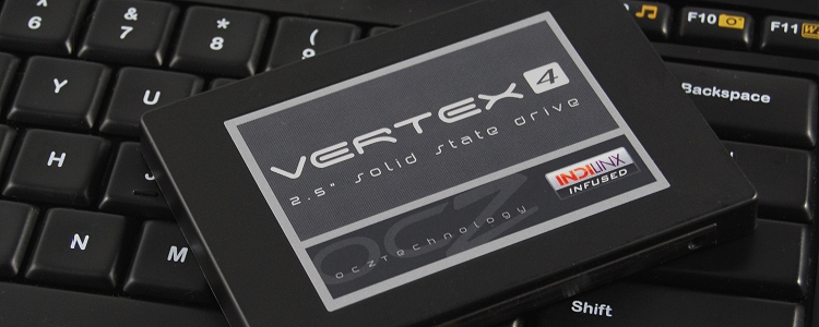 OCZ Vertex 4 256GB SSD Review