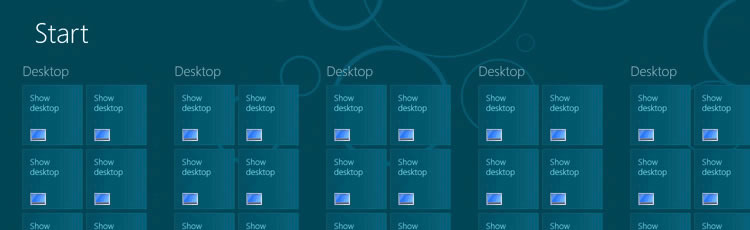 w8-metro-show-desktop Windows 8: How to Bypass Metro and Boot Directly to the Desktop Interface