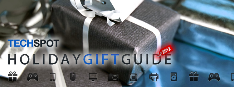 TechSpot Holiday Gift Guide 2012