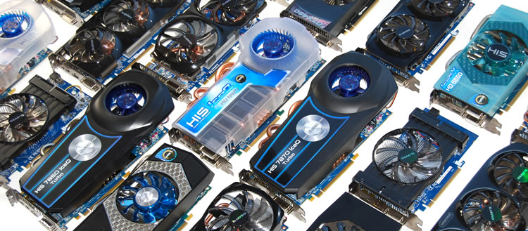 The Best Graphics Cards: Nvidia vs. AMD Current-Gen Comparison