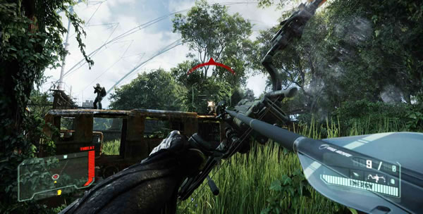 Crysis 3 benchmarks