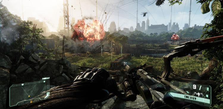 Crysis 3 Performance Test: Graphics & CPU