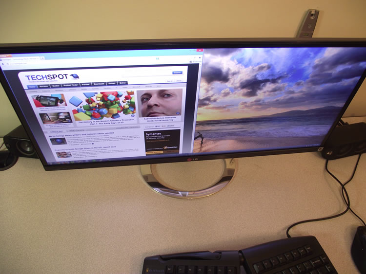 LG 29EA93 Review: Are Ultra Wide Monitors Next? - TechSpot