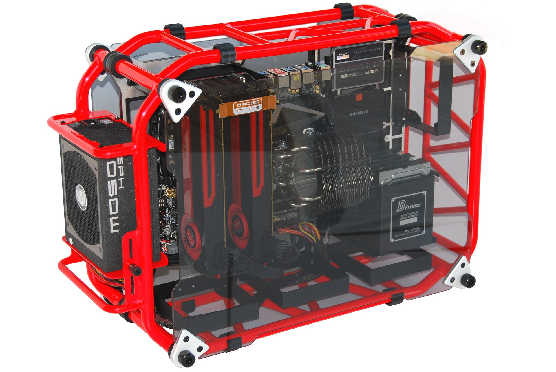 In Win D-Frame Case Review - Main Specifications of 12 ...