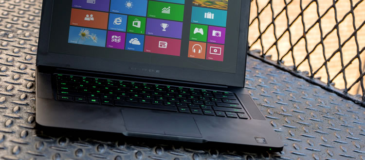 "Razer Blade 14"" Gaming Laptop Hands On"