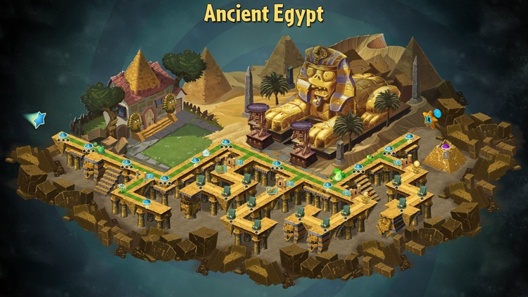 Plants vs. Zombies 2 - Ancient Egypt