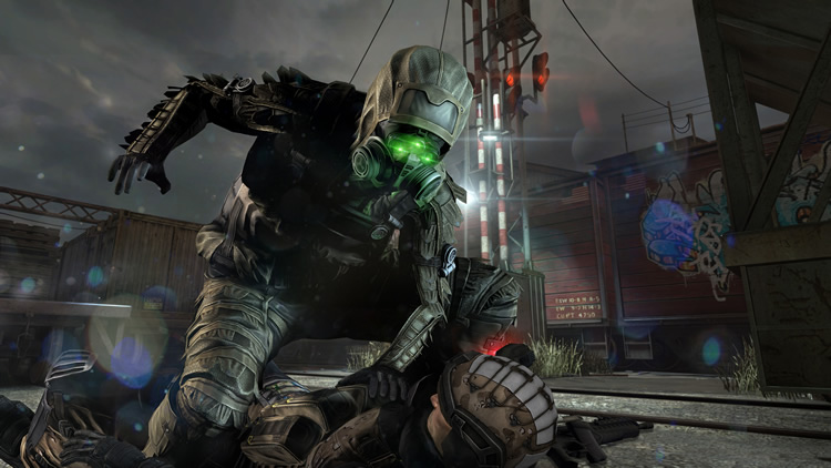 Splinter Cell Blacklist PC benchmarks