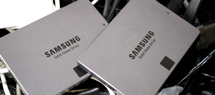 Samsung SSD 840 Evo 1TB & 250GB Review