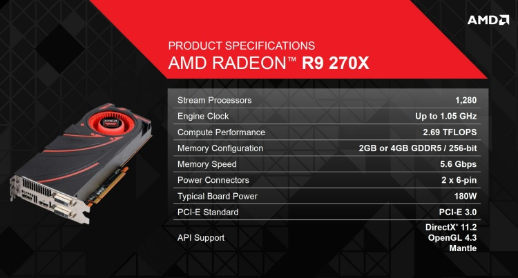 AMD Radeon R9 270X and R7 260X Review - TechSpot