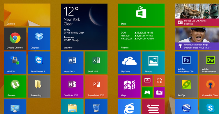 Windows 8 1  Six Things Microsoft Got Right And Others