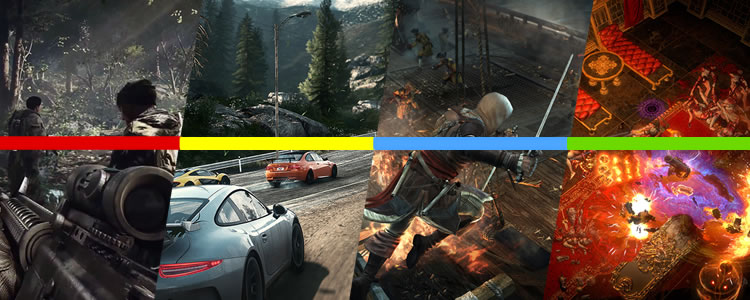Hot PC Games for the 2013 Holiday Season