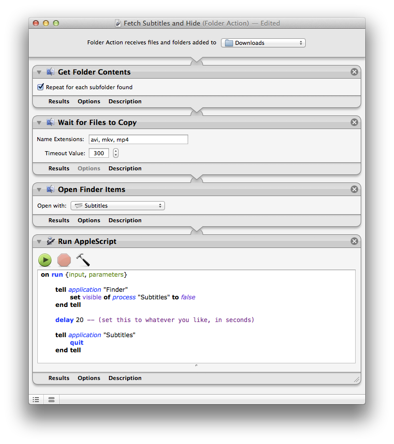 Time Saver: 100% Hands Off Subtitle Downloads in Windows or