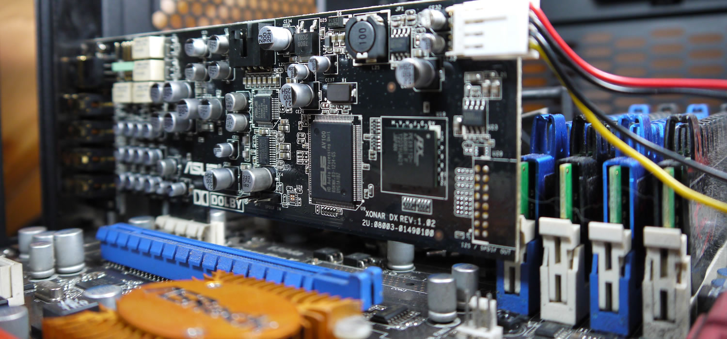Should You Buy a Sound Card? An Enthusiast's Perspective - TechSpot