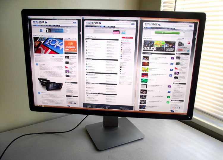 dell 4k monitor review