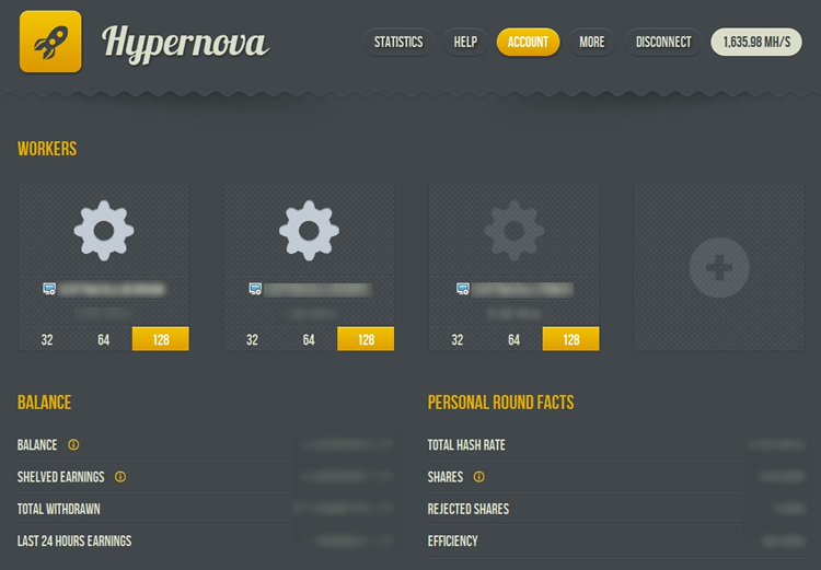 The Homebrew Litecoin Mining Project > Software: Putting Your Miner