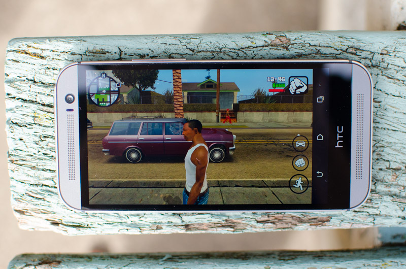 HTC One M8 Review > Performance: The Qualcomm Snapdragon 801