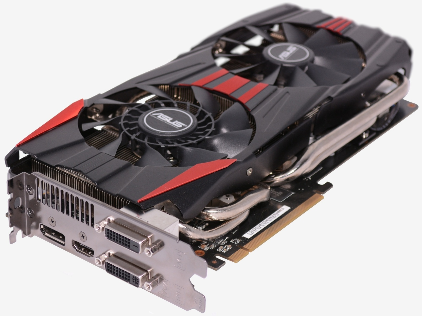 Roundup: 5-way Radeon R9 280X Battle > Asus R9 280X DirectCU