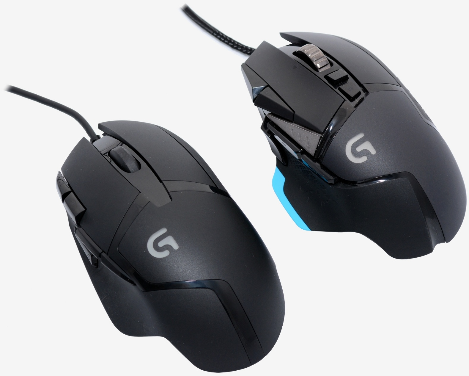 Logitech G402 Hyperion Fury Mouse Review - TechSpot