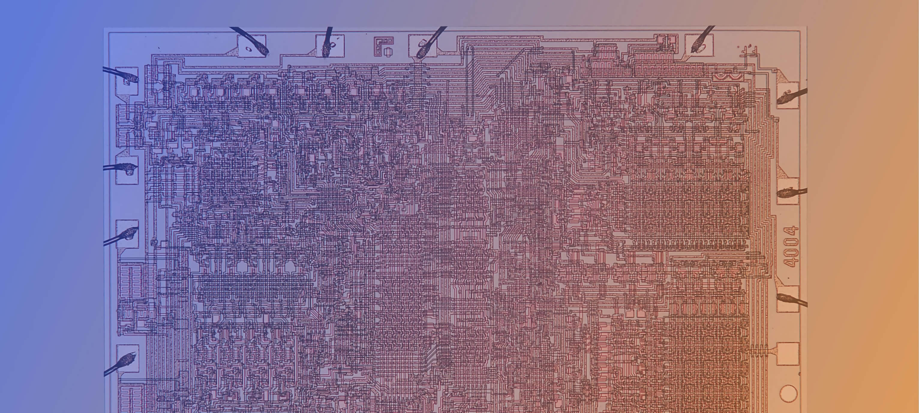 The History of the Microprocessor and the Personal Computer