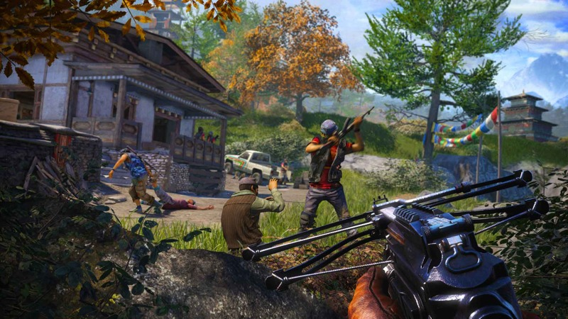 Far Cry 4 Benchmarked Graphics Cpu Performance Techspot