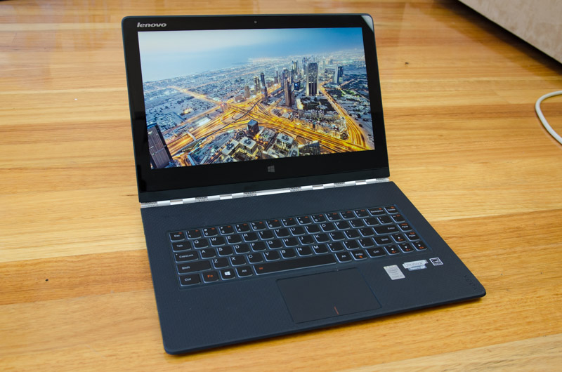 Lenovo Yoga 3 Pro Review Gt Display 13 3 Inches Of Qhd