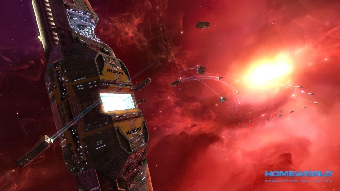 Homeworld Remastered Collection: Graphics & CPU Performance