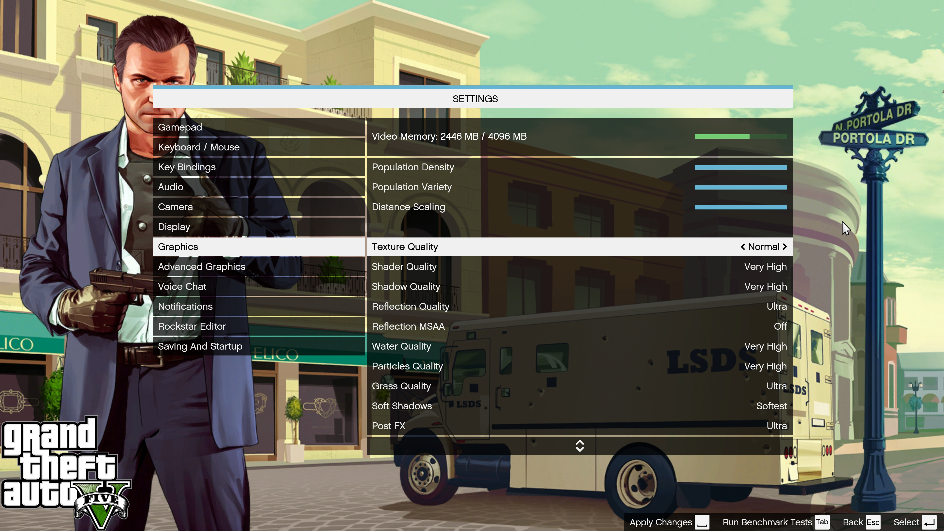 Grand Theft Auto V Benchmarked: Graphics & CPU Performance