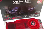 Visiontek Radeon HD 4870 review