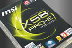 MSI X58 Pro-E motherboard review