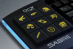 OCZ Sabre OLED Gaming Keyboard review