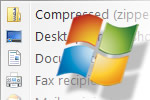 Access and Customize Windows 7's Extended Context Menu