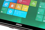 MSI WindPad 110W Tablet + Windows 8 Review