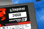 Kingston HyperX 3K 240GB and SSDNow V+200 240GB Review