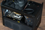 Building a Small Form Factor Gaming System with the Silverstone Sugo SG10 and Haswell Hardware