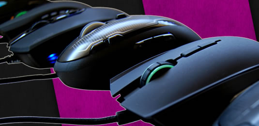 Gaming Mice Roundup 2013: Corsair, Steelseries, Gigabyte, Tt eSports, Logitech and Razer Devices Tested