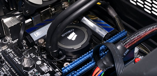 Aftermarket CPU Cooling: Closed Loop Water Cooling vs. Air Cooling