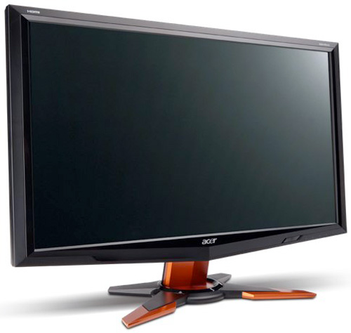 Acer introduces 23 6-inch 120Hz 3D-ready LCD monitor - TechSpot