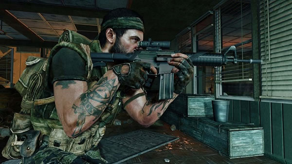 Call of Duty: Black Ops gets performance, bug fixes on PC