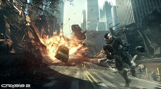 Crysis 2 official screenshot