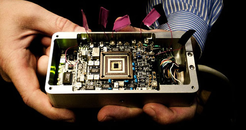"HP develops ultra-sensitive accelerometer, plans ""Central ..."