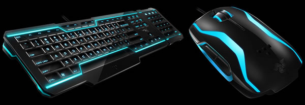 Razer preps Tron-themed keyboard and mouse - TechSpot