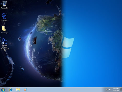 Change Your Windows Starter Wallpaper