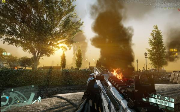 Leaked: full Crysis 2 game, with multiplayer and master key