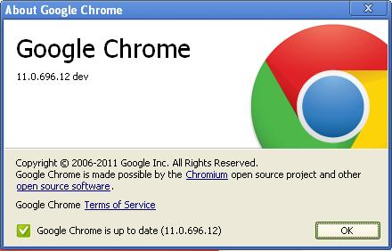 download google chrome updated version