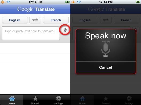 Google Translate app released for iPhone - TechSpot