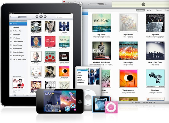 Apple wants 24-bit audio, unlimited re-downloads for iTunes - TechSpot