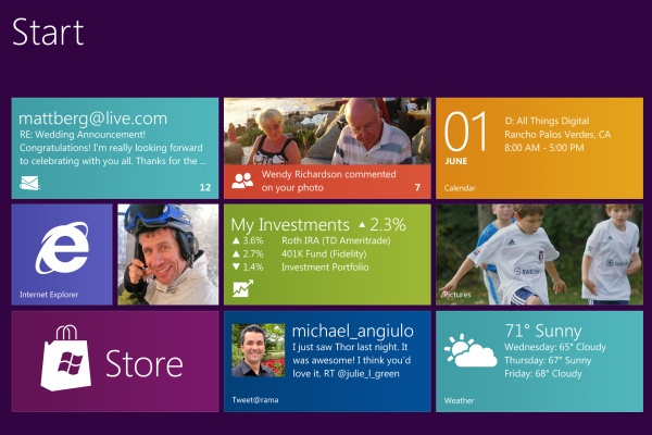 Microsoft: windows 8 ui was designed before apple launched ipad - onmsft. Com - june 17, 2011